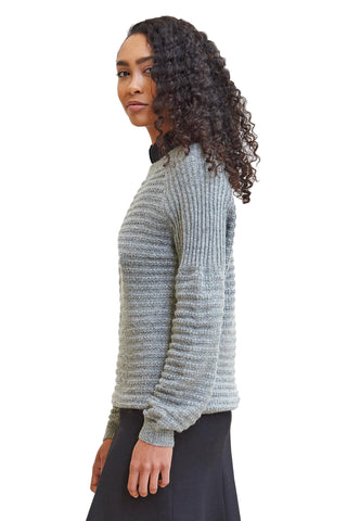 Sweater, Textured Pullover, Cozy Casual, $19.00, NARIE Clothing, cozy casual tops, fringe sweater, short sleeve sweater, sweater, top, $19.00, $38.00,