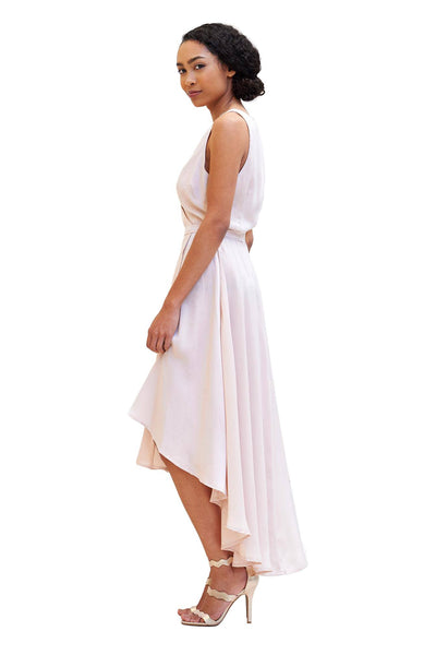 Midi Dresses, Sleeveless Wrap Dress, MYSTIC, $49.50, NARIE Clothing, dress, midi, midi dress, mystic clothing, mystic dress, special occasion dress, wrap dress, $49.50, $99.00,