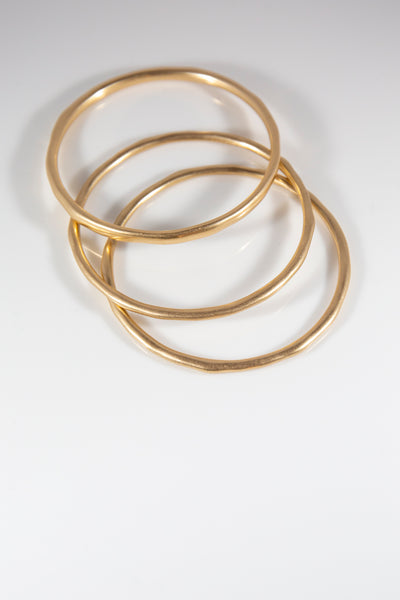 Jewelry, The Juno Bangles, Half United, $70.00, NARIE Clothing, bangles, gold, gold bangles, half united, hand made, Narie clothing, $70.00, ,
