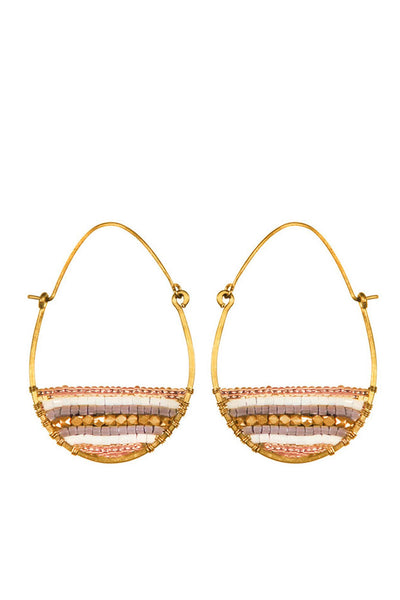 Purpose Jewelry - Terra Hoops - NARIE Clothing
