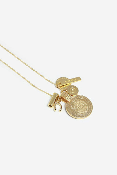 Lulu Charm Necklace