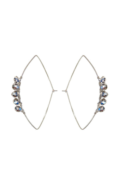 Purpose Jewelry - Crystalline Earrings - NARIE Clothing
