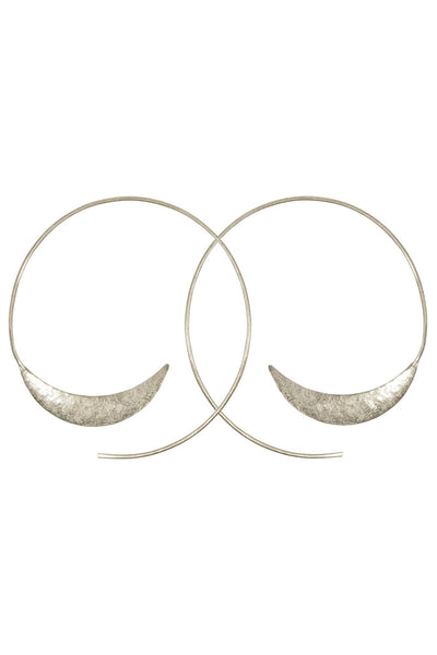 Purpose Jewelry - Solstice Hoops - NARIE Clothing
