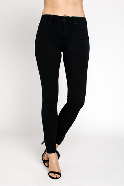 Janice Mid Rise Ultra Skinny Jeans - NARIE Clothing