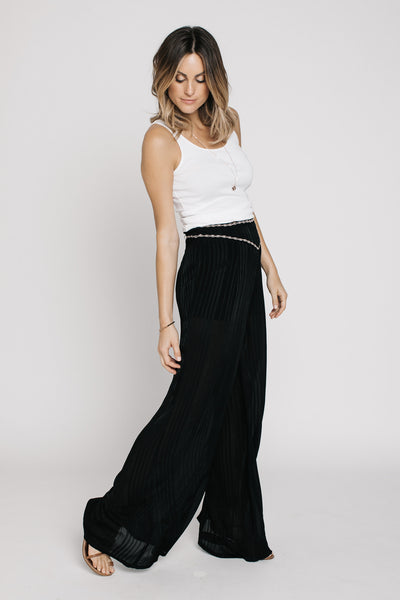 Rosa Flare Pants - NARIE Clothing