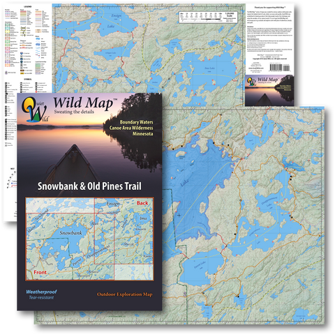 Quiet Wild Map Shop - Outdoor Recreation Maps, Paddle Hike ... on