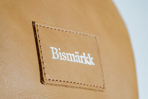 Bismarkk leather logo