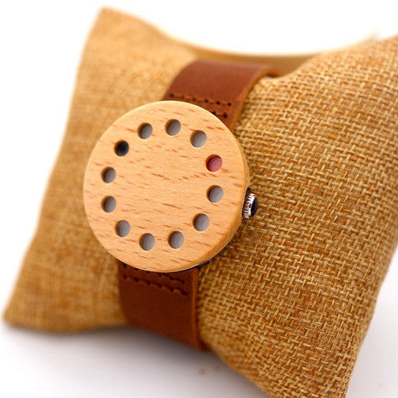 Porotakataka Watch - Uki Boutique - fashion, nature, environment, photography, charity, wooden, accessories, polarised sunnies, sunglasses, galaxy, forest, flowers, clothes