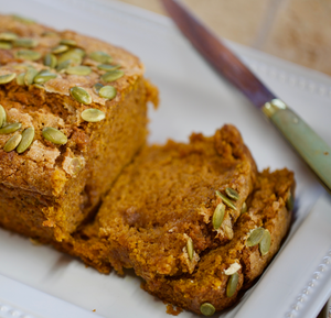 Big Sky Bread Company Pumpkin Spice Bread is awesome! Happy Fall Ya'll
