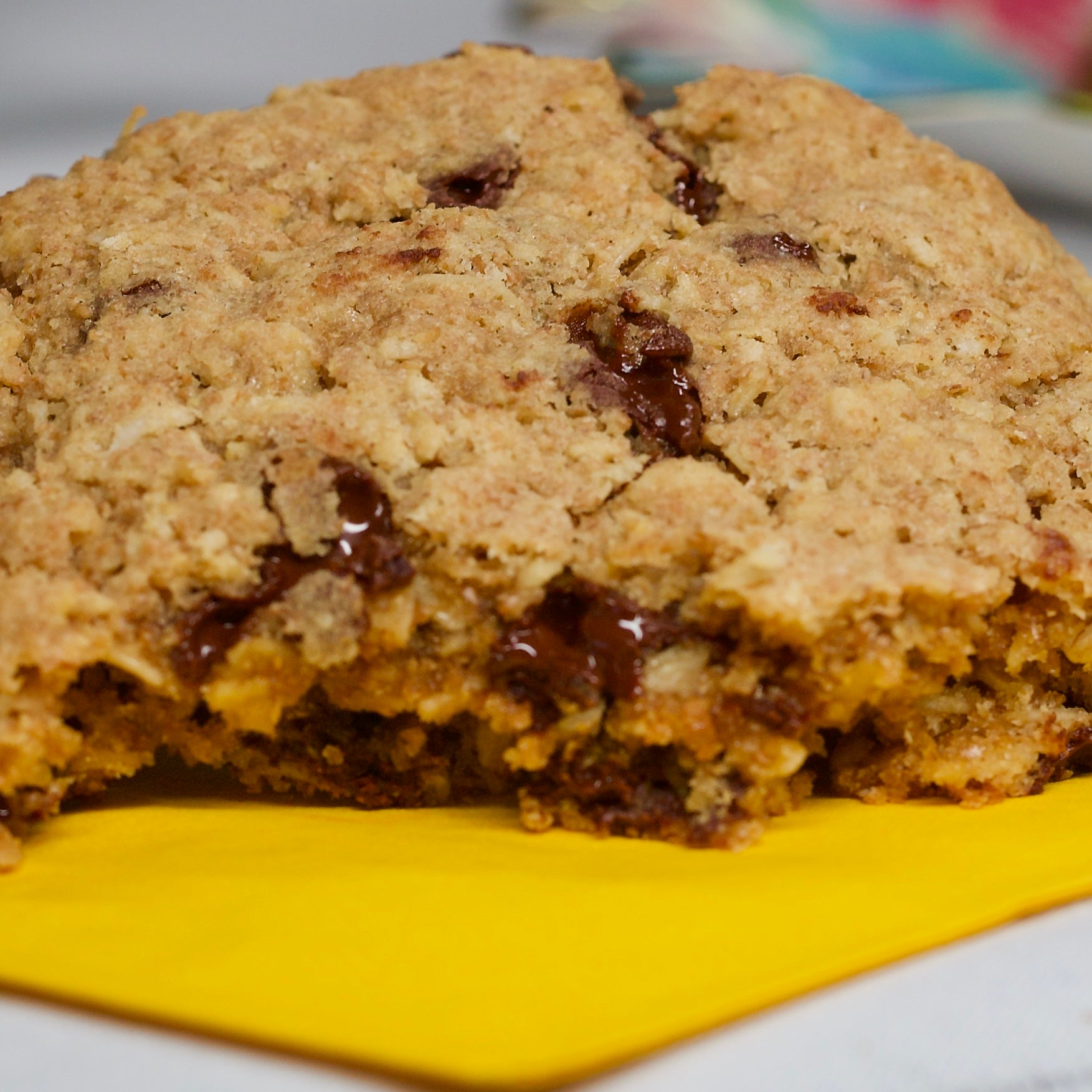 What's in a Big Sky Chocolate Chip Cookie?
