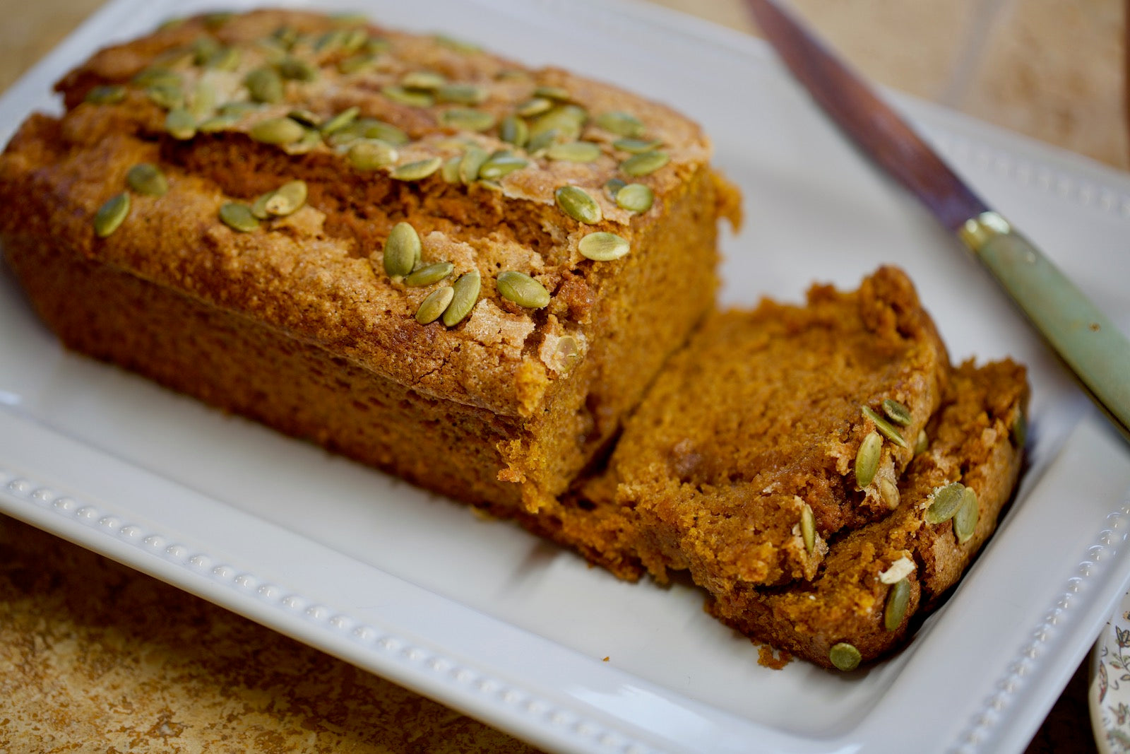 Hello Fall! Big Sky Bread Company Pumpkin Bread is back! Order yours today.