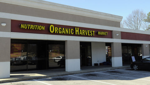 Organic Harvest carries Big Sky Bread Company whole wheat cookies, bread, and granola.