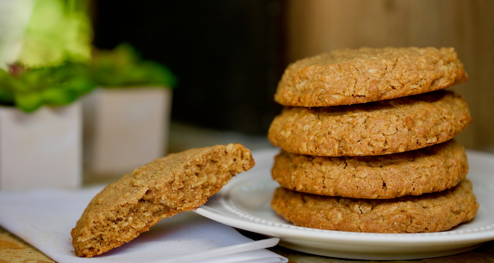 big sky bread company peanut butter cookies are incredible! Whole Wheat and Whole Oats