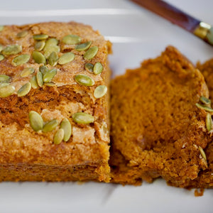 Big Sky Pumpkin Bread is back!