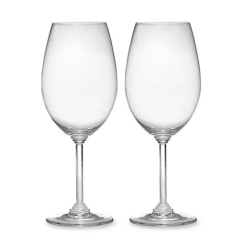 Wine Syrah, Shiraz Glass, Set of 2