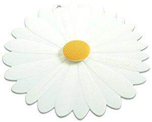Daisy Lid, Medium, White