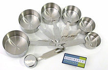 Endurance Measuring Cups, Set of 7