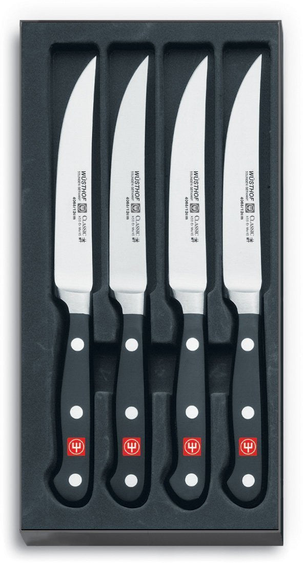 Classic Steak Knives Set Of Four