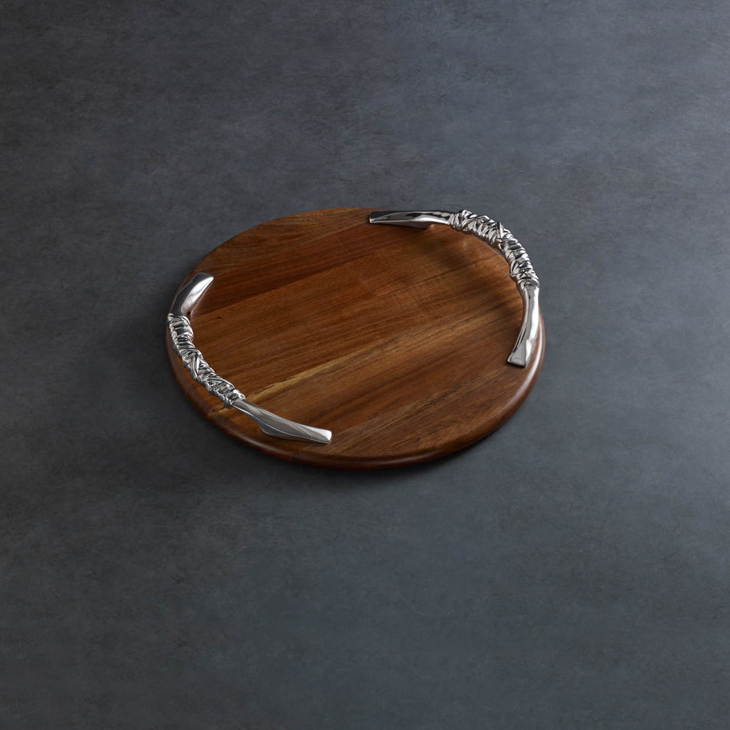 Soho Galena Round Cutting Board (LG)