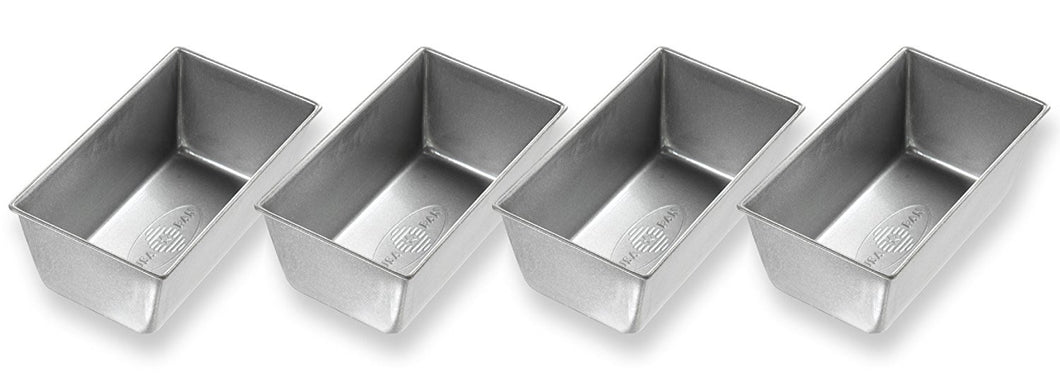 Mini Loaf Pan, Set of 4