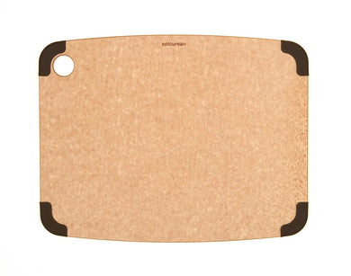 Gripper Cutting Board, Natural/Brown