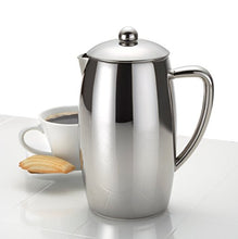 Triomphe DBL Wall Stainless Steel French Press