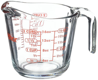 Glass Measuring Cup, 2 Cups