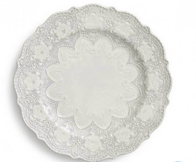 Merletto Antique Dinner Plate