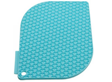 Honeycomb Pot Holder - Blue