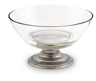 Medici Glass Serving Bowl