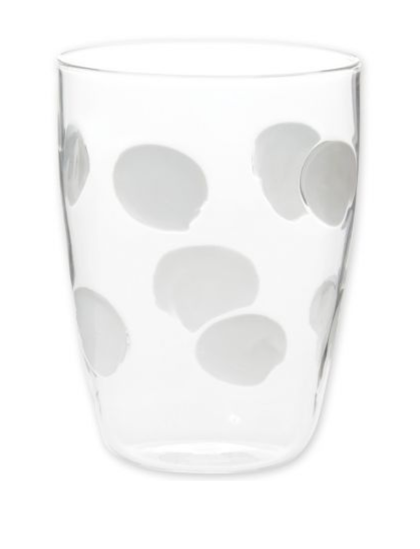 Drop Tall Tumbler - White