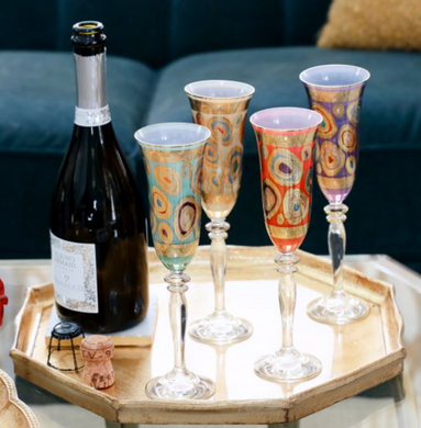 Regalia Champagne glass