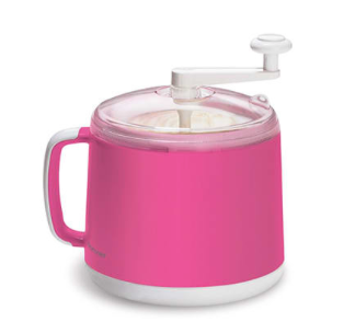 Ice Cream Maker - Pink