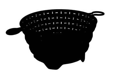 CK Pop Up Steamer/Colander Basket