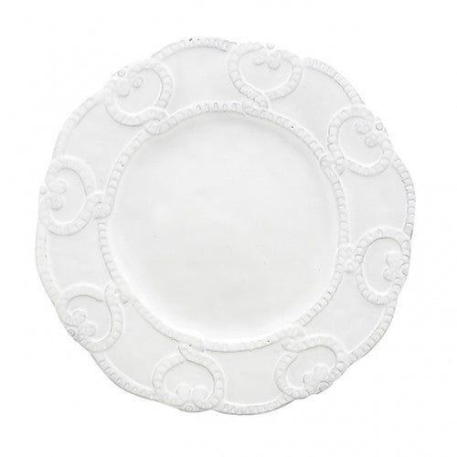Bella Bianca Antique Lace Salad Plate