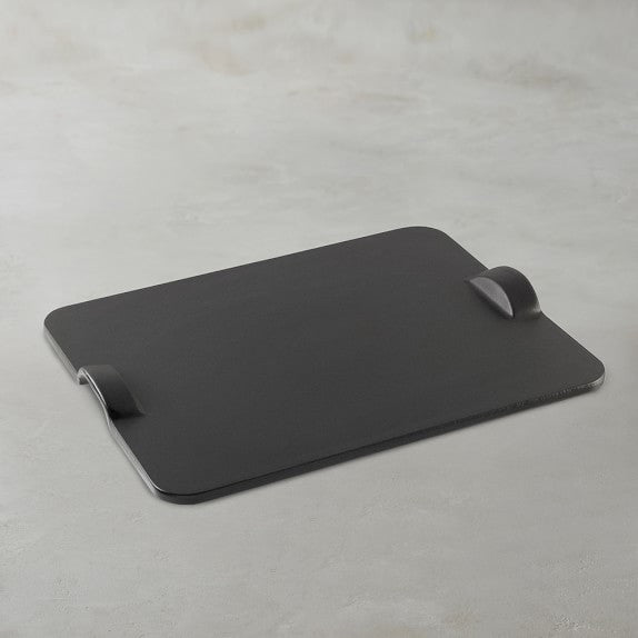 Rectangular Baking Stone, Charcoal