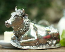 Mabel Cow Butter Dish