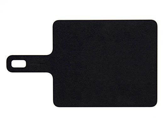 Cutting Board with Handle, Slate
