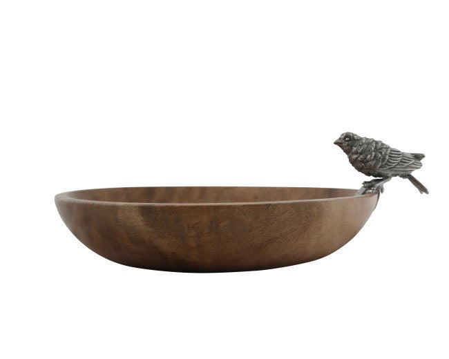 Song Bird Bath Bowl