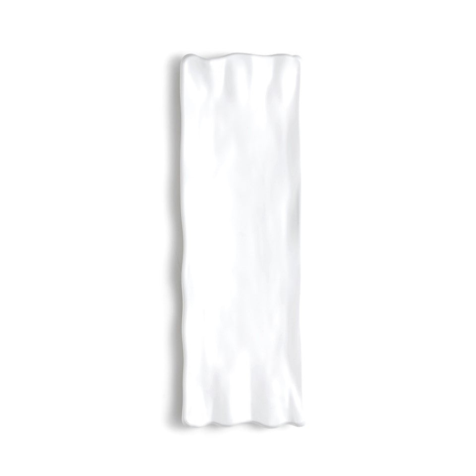 Ruffle Long Rectangular Platter