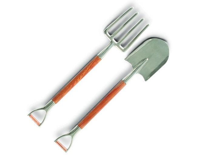 Fork & Shovel Salad Set