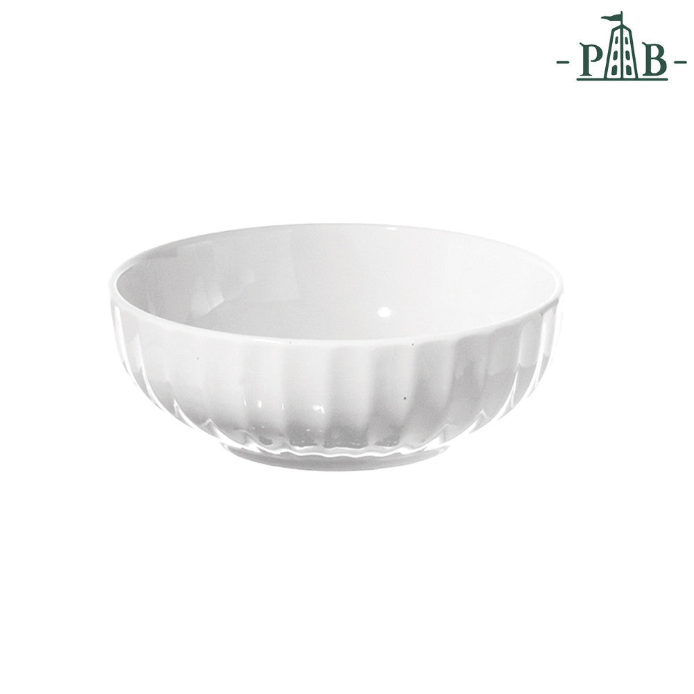 Pieve Ribbed Bowl, Large