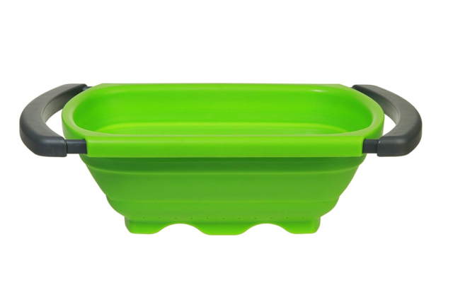 Collapsible Over-The Sink Colander