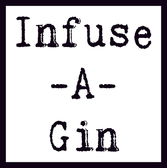 Infuse-A-Gin | Gin botanicals infusion kit