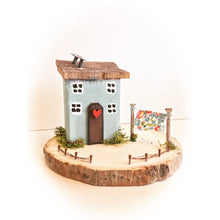 Sky cottage - Driftwood house #007
