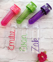 WATER BOTTLE - personalised with name - Fred And Bo