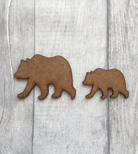 Bear MDF - Fred And Bo
