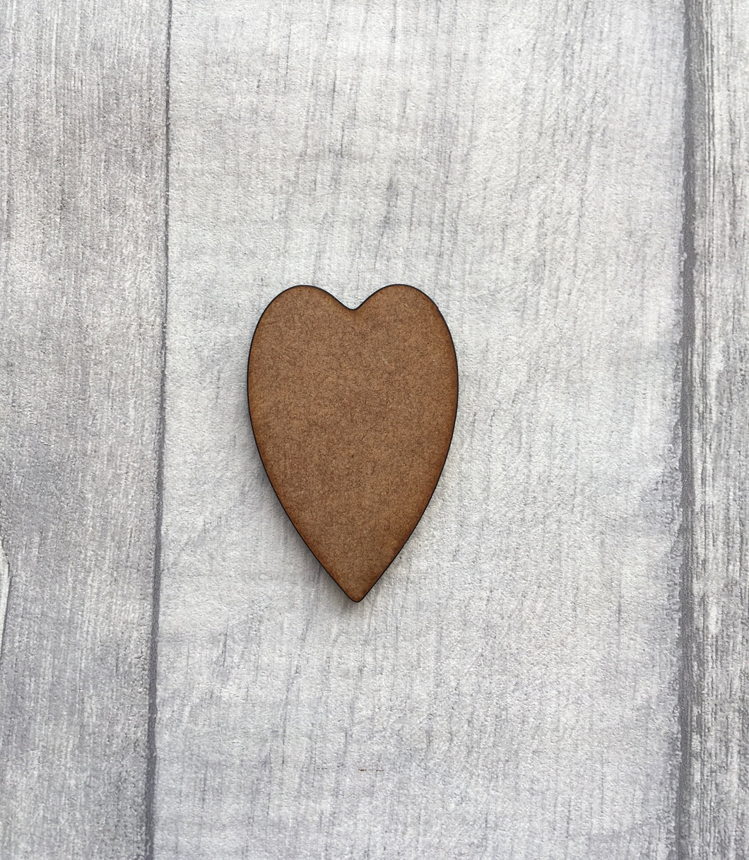 Rustic Heart MDF - Fred And Bo
