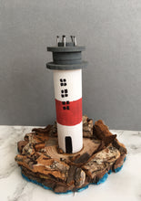Driftwood Lighthouse #001 - Fred And Bo