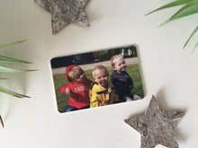 Wallet Card Insert- Grandchildren - Personalised Gift Grandparent - Fred And Bo